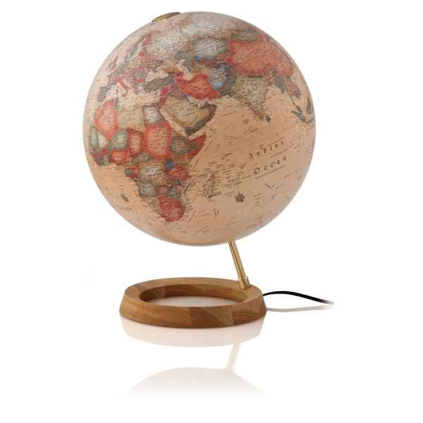 Globe lumineux antique diam.30cm Atmosphere FC1