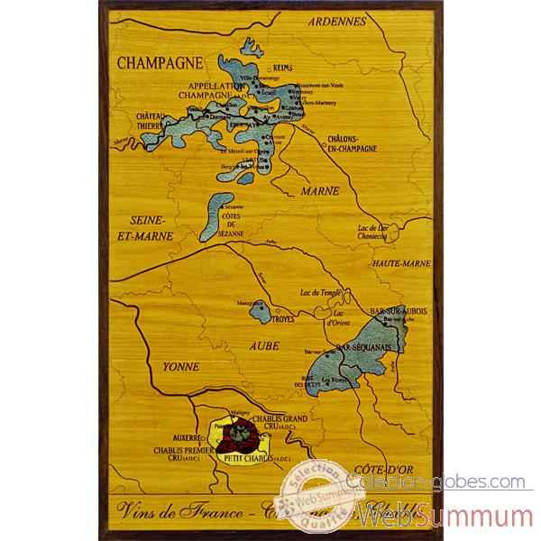 Video Carte des vins de Champagne Creartion -vdf-cha