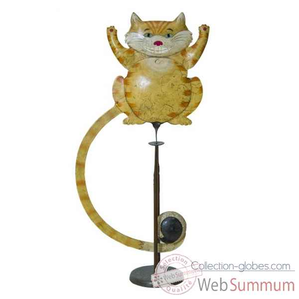 Chat cheshire Decoration Marine AMF -TM127