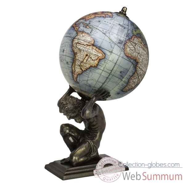 Globe atlas Decoration Marine AMF -GL049