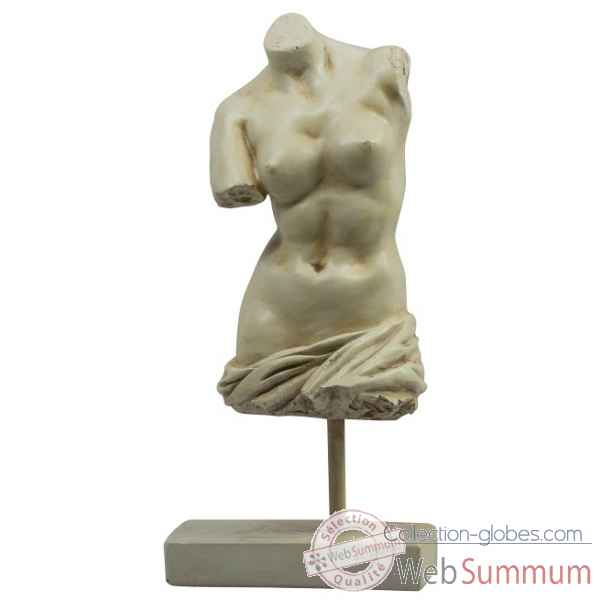 Roman female torso Decoration Marine AMF -AR053