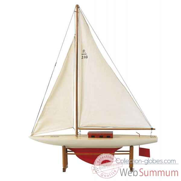 Yacht de bassin rascal Decoration Marine AMF -AS052