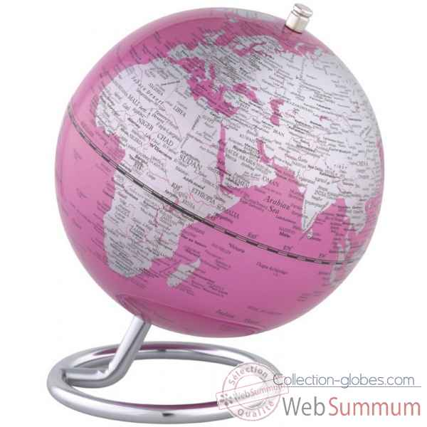 Mini globe galilei rose emform -se-0706