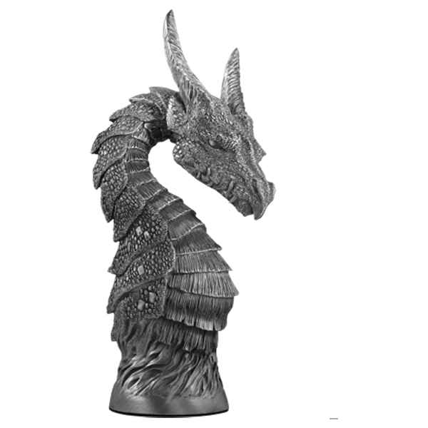 Figurines etains Piece echiquier Dragon enchante -CE004