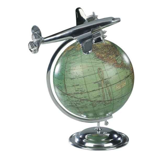 Mappemonde globe de table