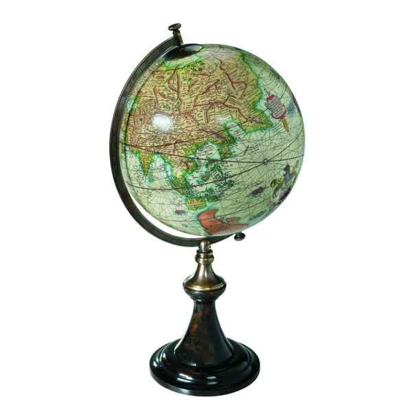 Video Globe Terrestre Mercator 1541 Support Classique -amfgl002d
