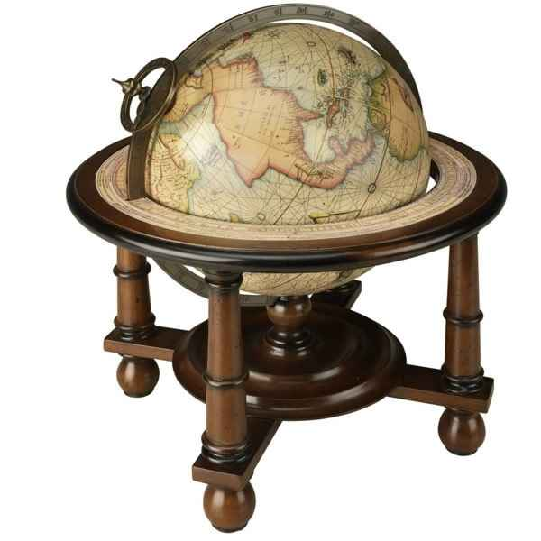Video Globe Terrestre Table Navigateur Pm -amfgl023f