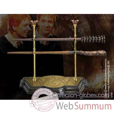 Collection des baguettes weasley Noble Collection -NN7495