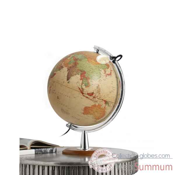 Globe lumineux colombo 40 antique 40 cm (diametre) Sicjeg