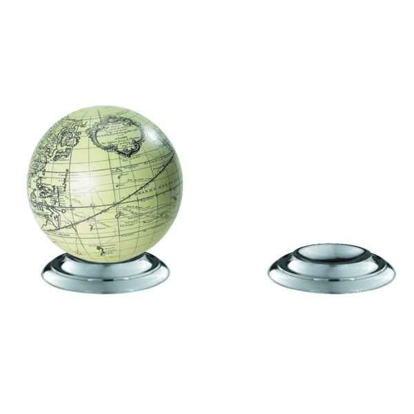 Video Support Globe Terrestre En Aluminium -amfgl200a