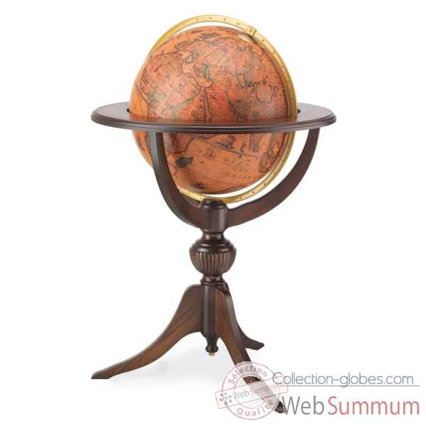 globe terrestre zoffoli sur collection globes. Black Bedroom Furniture Sets. Home Design Ideas