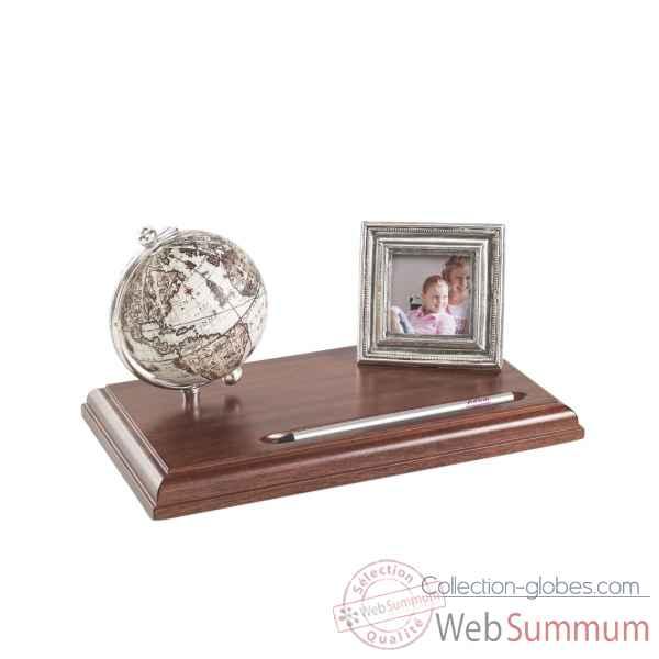 mappemonde de bureau avec photo cadre zoffoli dans bureau sur collection globes. Black Bedroom Furniture Sets. Home Design Ideas