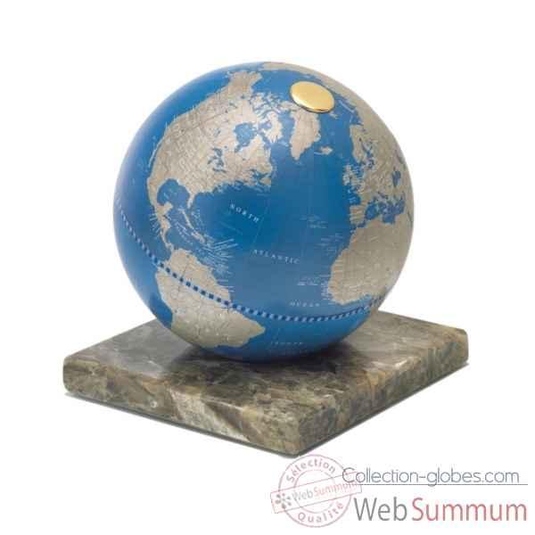 mappemonde design stone zoffoli dans design sur collection globes. Black Bedroom Furniture Sets. Home Design Ideas